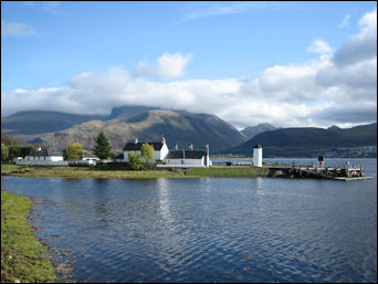 visiting lochaber scotland Discover the town of fort william, with holiday ideas,  when it comes to climbing any of scotland's munros,  which towers over fort william in lochaber.