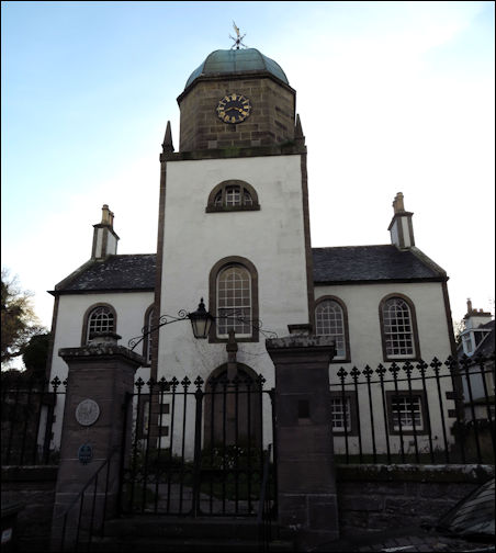 Cromarty Courthouse Scotland