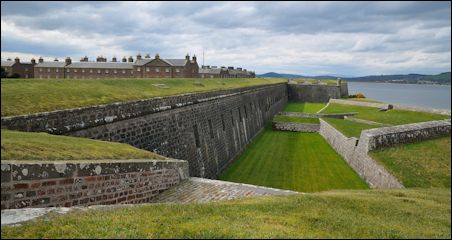 Fort George, Scotland