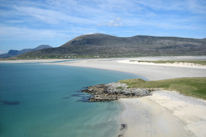 Beach on Isle of Harris photo
