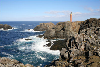 Butt of Lewis lighthouse, Isle of Lewis