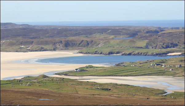 Uig beach, Isle of Lewis
