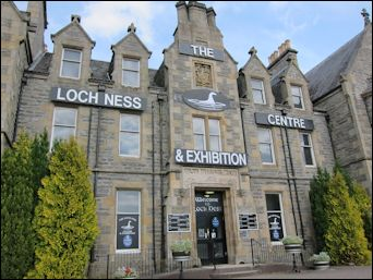 Loch Ness Centre and Exhibition, Scotland