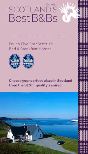 Scotland's Best B&Bs brochure 2020