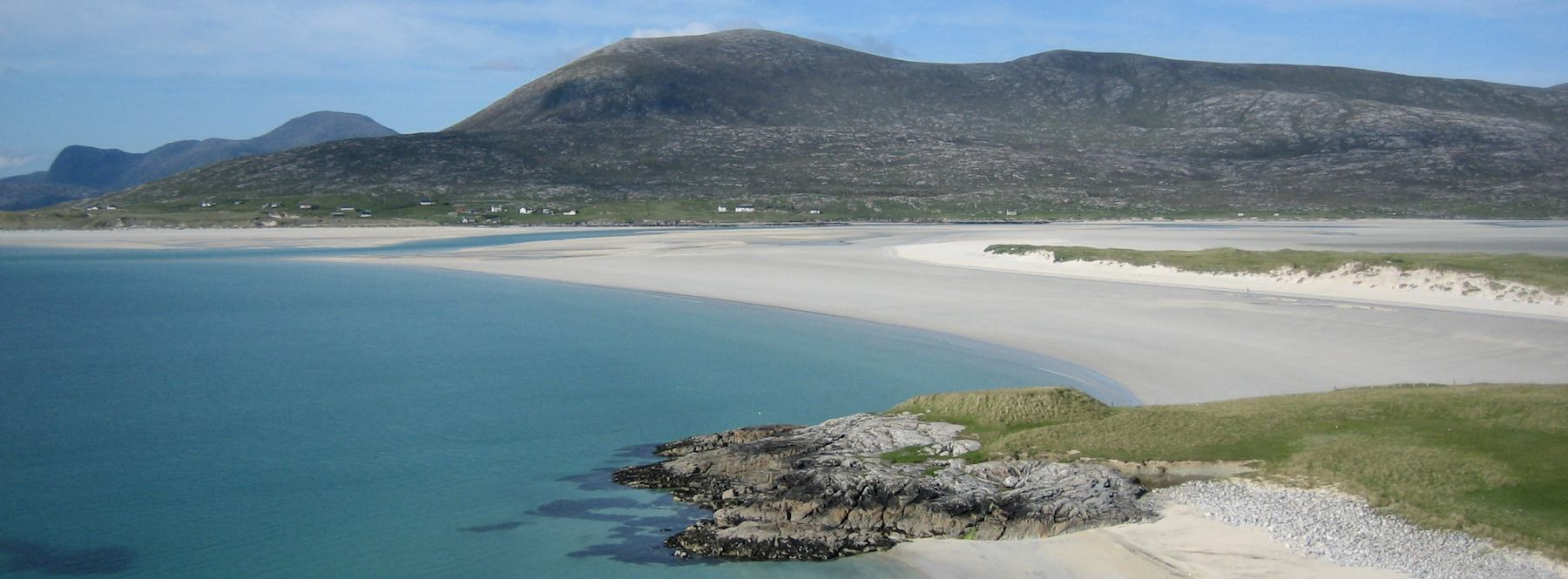 Swell Isle Of Harris Self Catering Accommodation In Luskentyre Interior Design Ideas Tzicisoteloinfo
